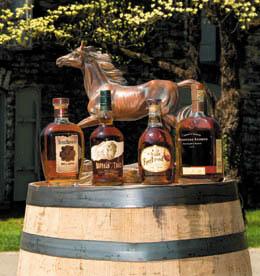 Best bourbon tours kentucky for Ky bourbon trail craft tour map